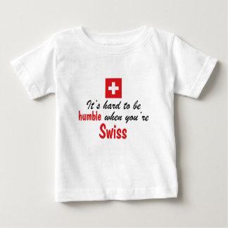 Humble Swiss Tshirt