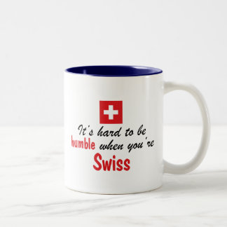 Humble Swiss Two-Tone Coffee Mug
