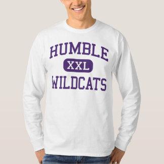 Humble - Wildcats - High School - Humble Texas T-Shirt