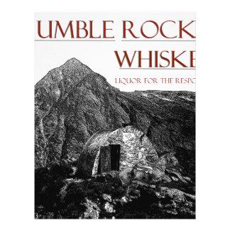 humble wiskey responsible letterhead
