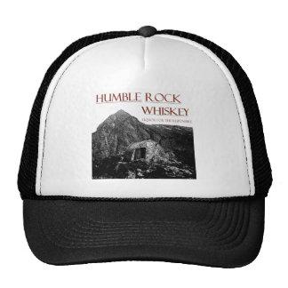 humble wiskey responsible trucker hat