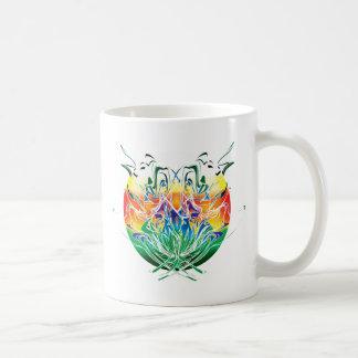 Humboldt cultiva un huerto taza