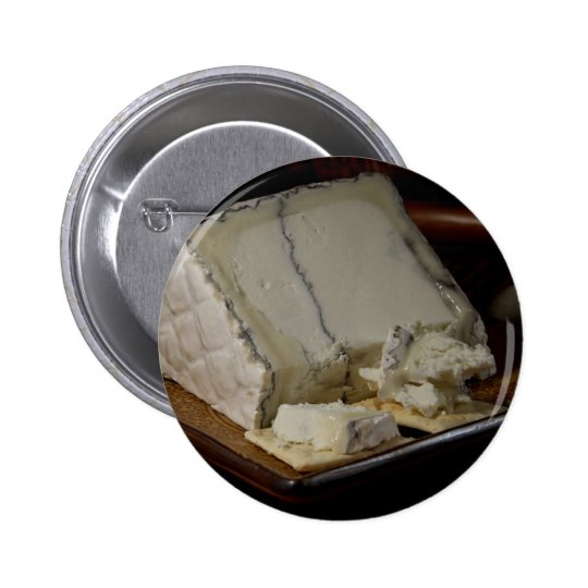 Humboldt Fog Cheese Button