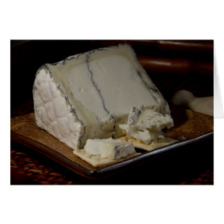 Humboldt Fog Cheese Card