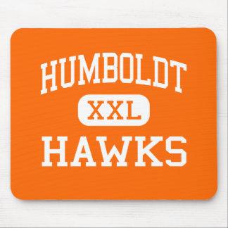 Humboldt - Hawks - High - Saint Paul Minnesota Mouse Mat