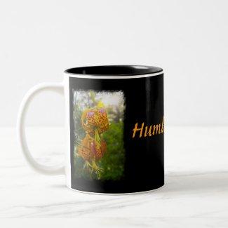 Humboldt Lilies Sunburst Coffee Mugs