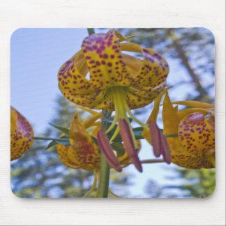 Humboldt Lily Mousepads