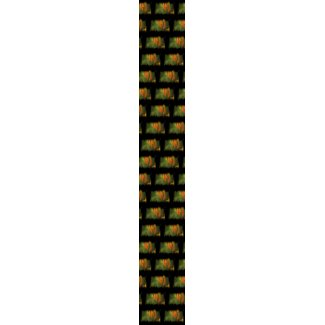 Humboldt Lily Stamens Custom Tie