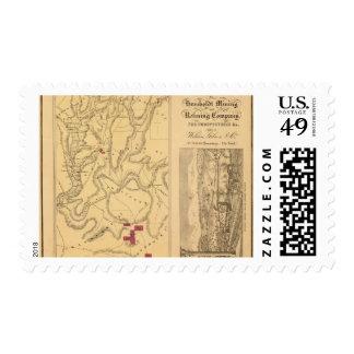 Humboldt Mining & Ref Co Stamp