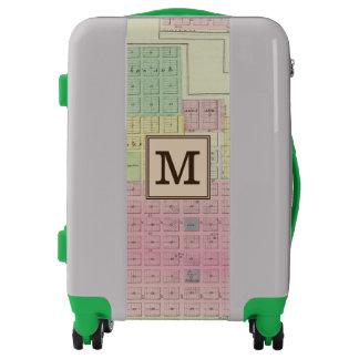 Humboldt, Moran City & Laharp, Kansas | Monogram Luggage