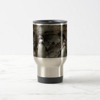 Humboldt Penguin 15 Oz Stainless Steel Travel Mug
