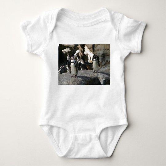 Humboldt Penguin Baby Bodysuit