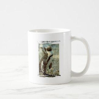 Humboldt Penguin Classic White Coffee Mug