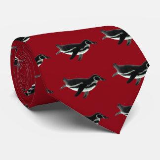 Humboldt Penguin Neck Tie