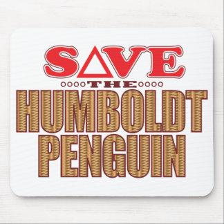 Humboldt Penguin Save Mouse Pad