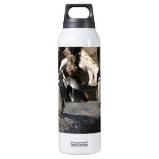 Humboldt Penguin 16 Oz Insulated SIGG Thermos Water Bottle