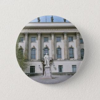 Humboldt University in Berlin Pinback Button
