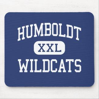 Humboldt - Wildcats - High School - Humboldt Iowa Mouse Pad