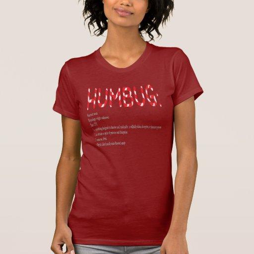 HUMBUG: definition Tshirt