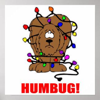 Humbug Doggie Print