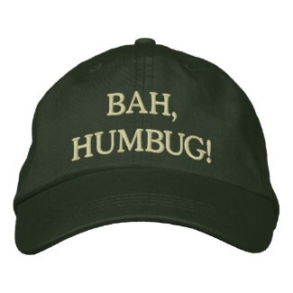 Humbug! embroideredhat