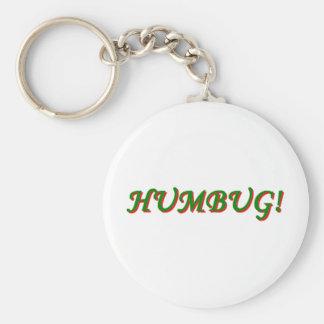 Humbug! Keychain