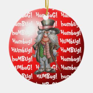 Humbug Christmas Ornament