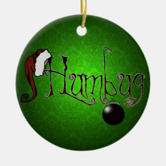 'Humbug' Ornament