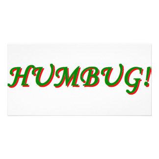 Humbug! Photo Cards