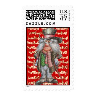 Humbug! Postage Stamp