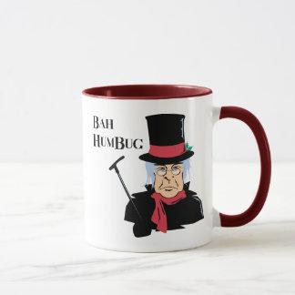 Humbug Scrooge Mug