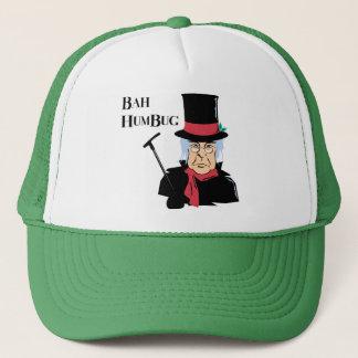 Humbug Scrooge Trucker Hat