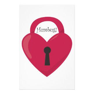 Humbug! Custom Stationery