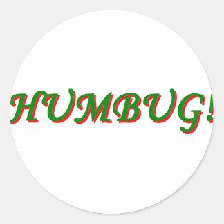 Humbug! Sticker