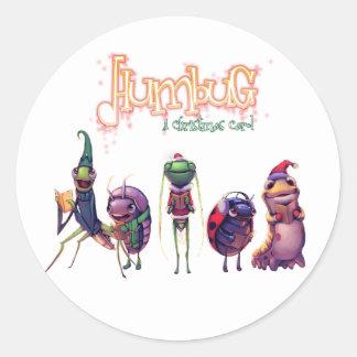Humbug Stickers