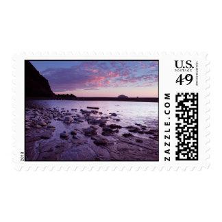 Humbug Sunset Stamp