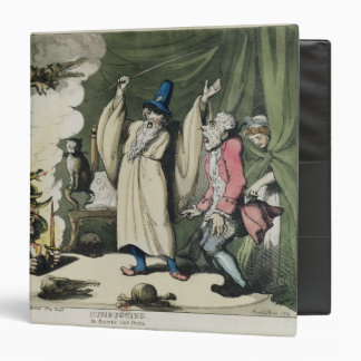 Humbugging or Raising the Devil, 1800 Binder