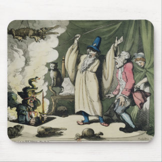 Humbugging or Raising the Devil, 1800 Mouse Pad