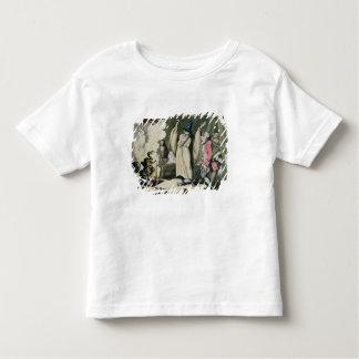Humbugging or Raising the Devil, 1800 Toddler T-shirt