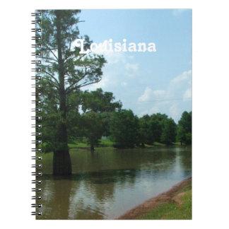 Humedales de Luisiana Cuadernos