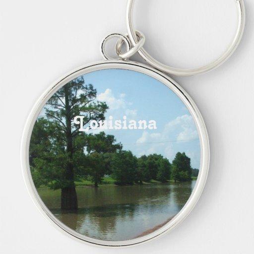 Humedales de Luisiana Llavero