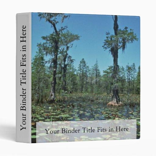 """Humedales, reserva del nacional de Okefenokee Carpeta 1"""""""