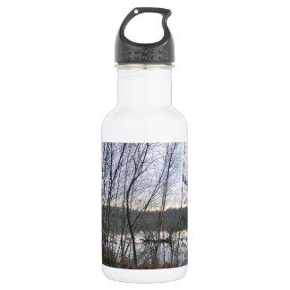 Humedales y musgo de Blakemere en el bosque de