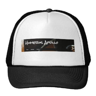 Humerus Apollo Blog Logo Trucker Hat