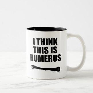 Humerus Coffee Mugs