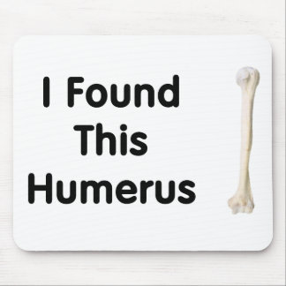 Humerus Mouse Pads