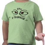 humeur camisetas