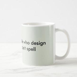 Humildad del ingeniero taza de café