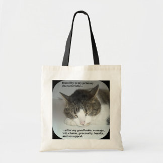 Humility Tote Bags