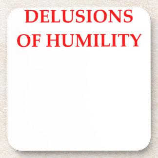HUMILITY BEVERAGE COASTERS